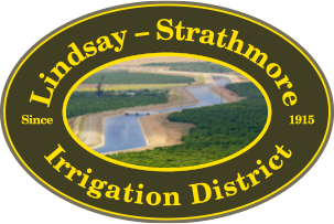 Lindsay-Strathmore Irrigation District brand logo